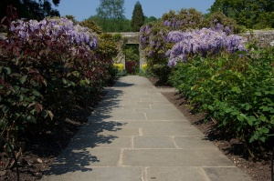 Walled Garden at Chartwell - Winston Churchill's Home