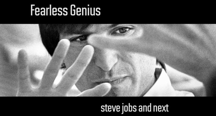 Fearless Genius by Doug Menuez