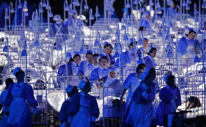 nhs london 2012 olympics
